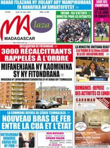 Edition du 19 Mars 2015
